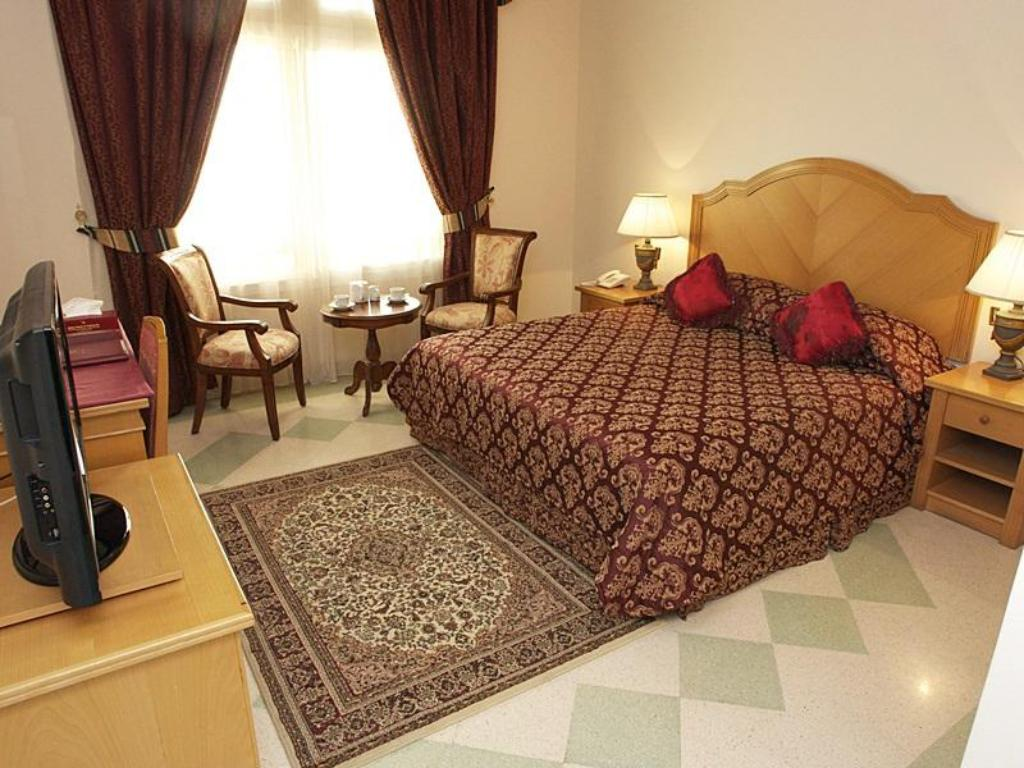 Junior Suite numurs - Viesistaba Safeer Hotel Suites