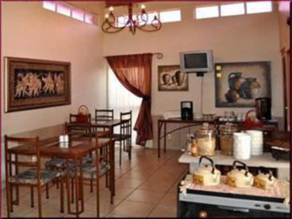 Interior view Angels Haven Guest House