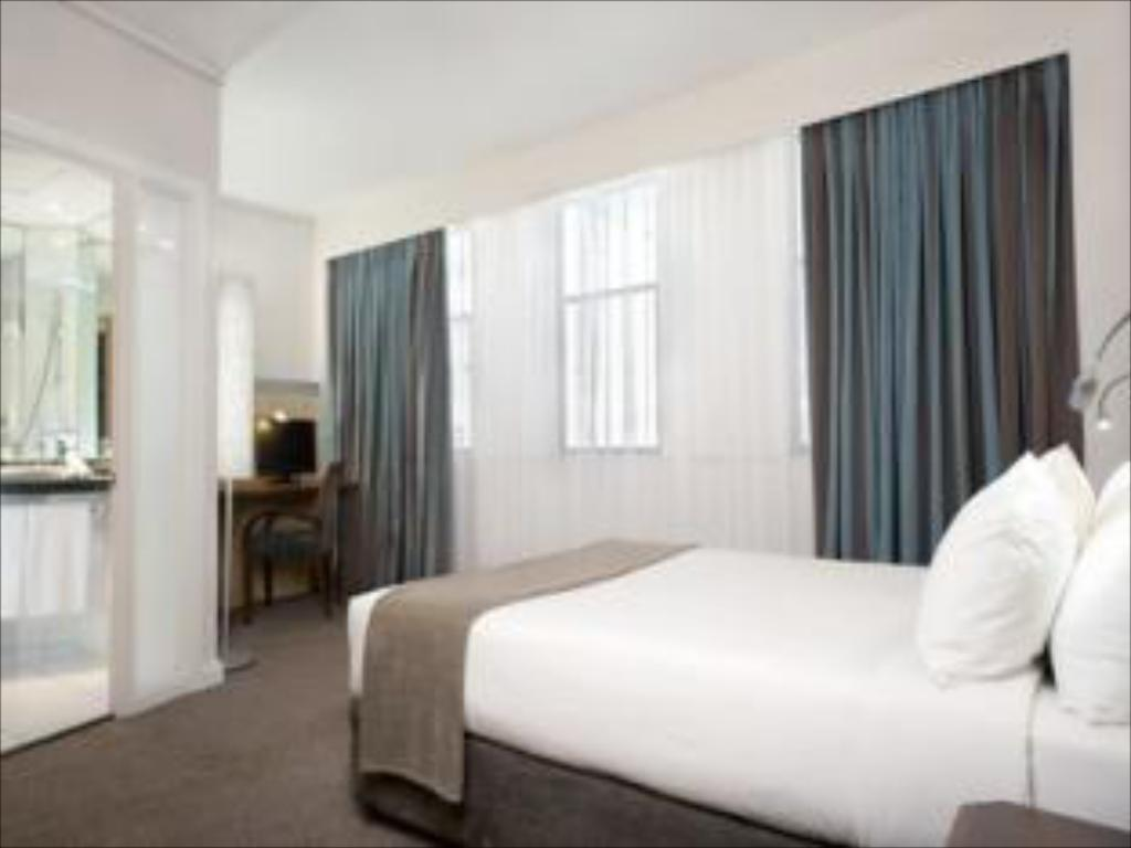 Double - Dibenarkan Merokok Holiday Inn Express Cape Town City Centre