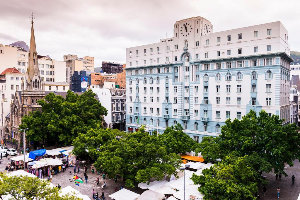 ONOMO開普敦廣場客房飯店 (ONOMO Hotel Cape Town - Inn On The Square)
