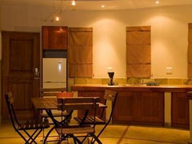 Self Catering Luxury Lodge