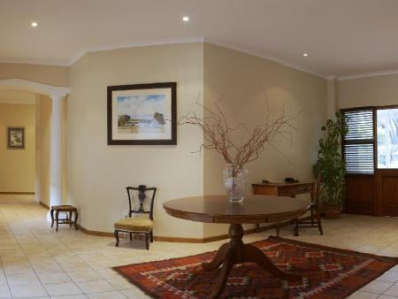 Lobby Olive Tree Country House