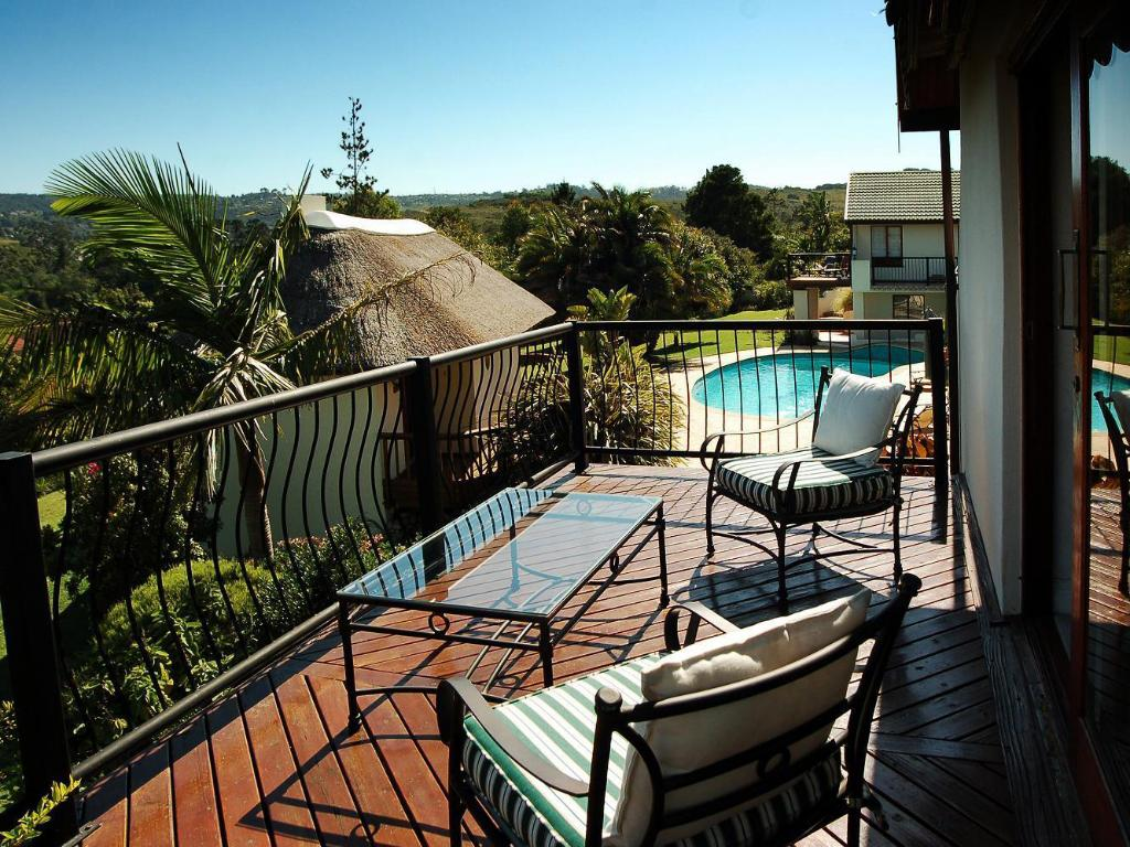Swimming pool Knysna Country House