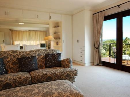 Camera Luxury Matrimoniale con Balcone (Luxury Double Room with Balcony)