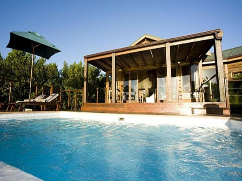 Swimming pool Elephant Hide of Knysna Accommodation