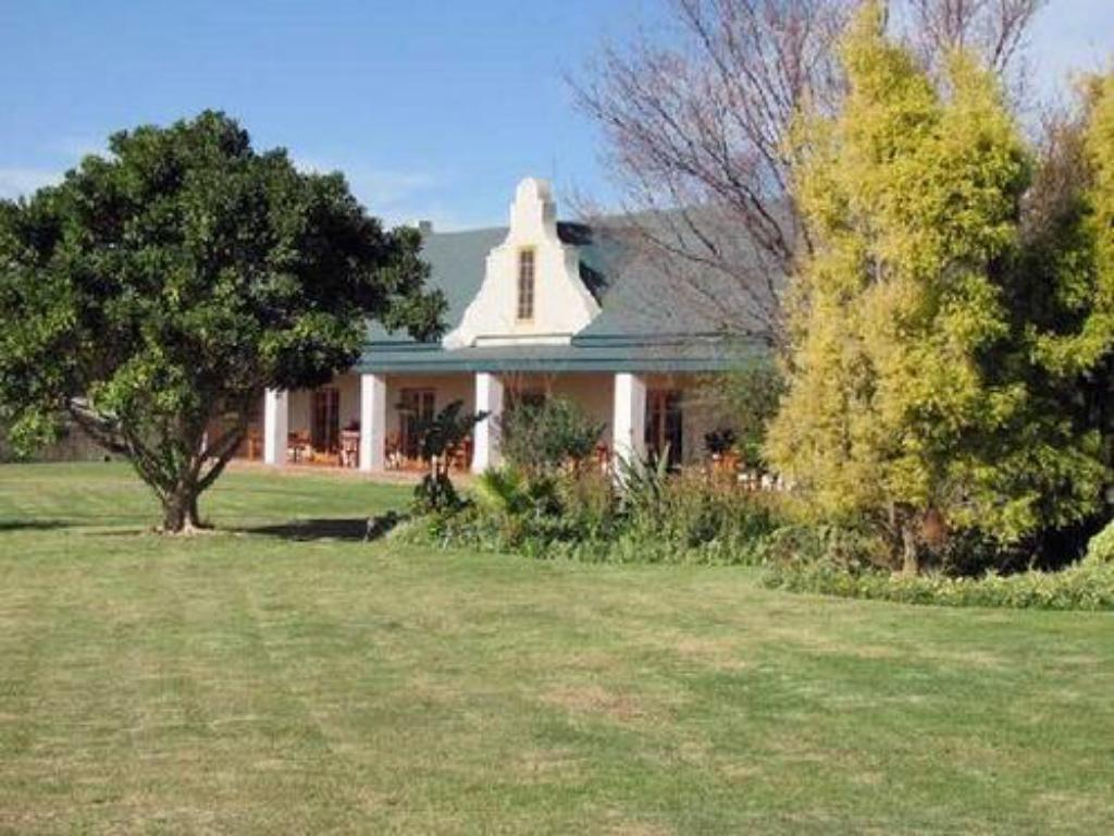 More about Mooiplaas Guest House