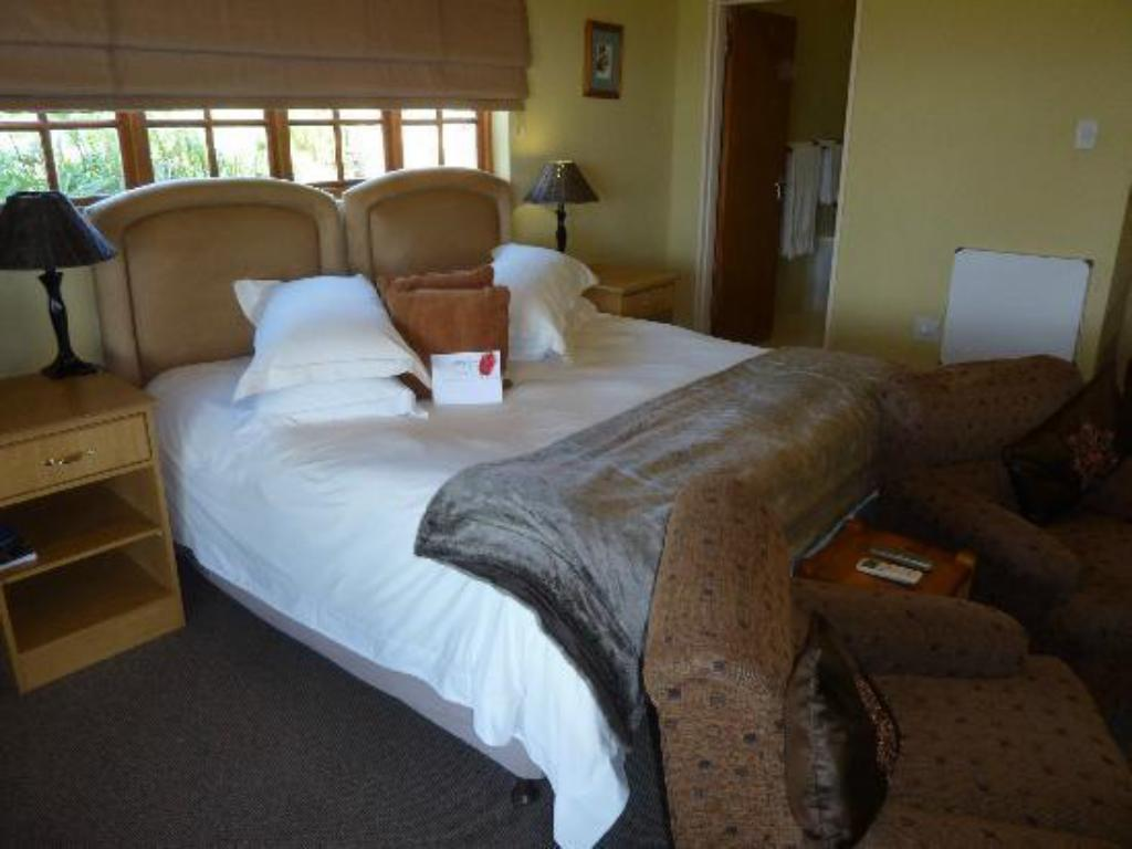 Luxury Double Room Mooiplaas Guest House