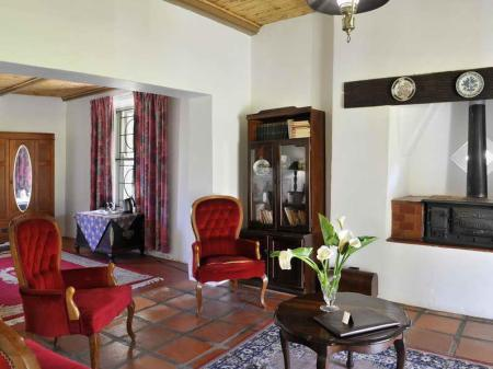 Interno Onze Rust Guesthouse