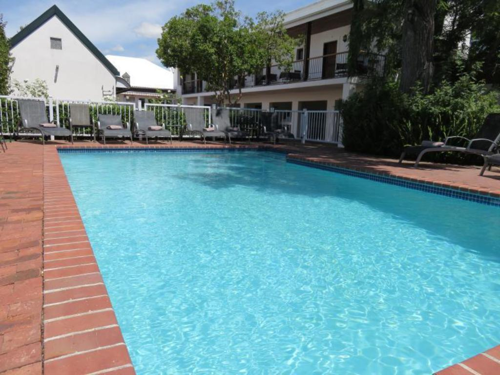 Swimming pool Fynbos Villa Guesthouse