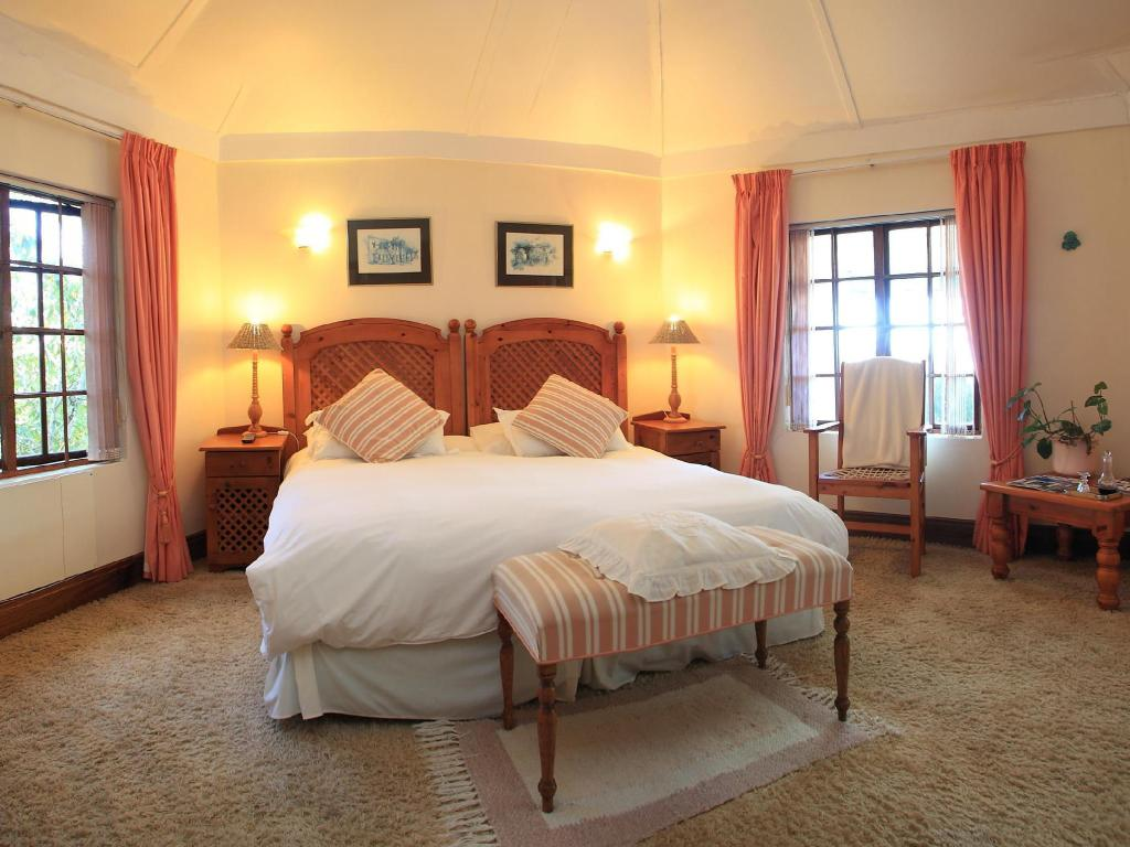 Triple Room Mont Fleur Wilderness Bed and Breakfast