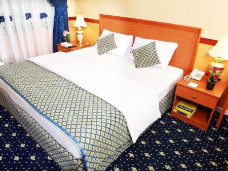 Double Standard - Bed Sadaf Hotel