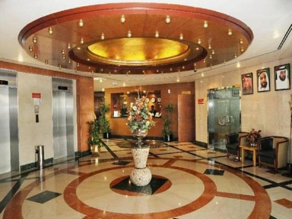 Lobby Welcome Hotel Apartment 2