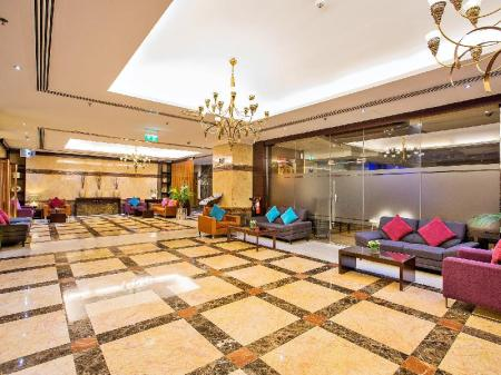 Lobby Al Barsha Hotel Apartments by Mondo