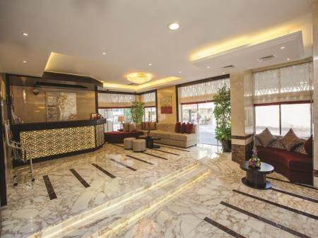 Lobby Xclusive Hotel Apartments