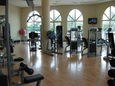 Fitness center Royal Club Palm Jumeirah