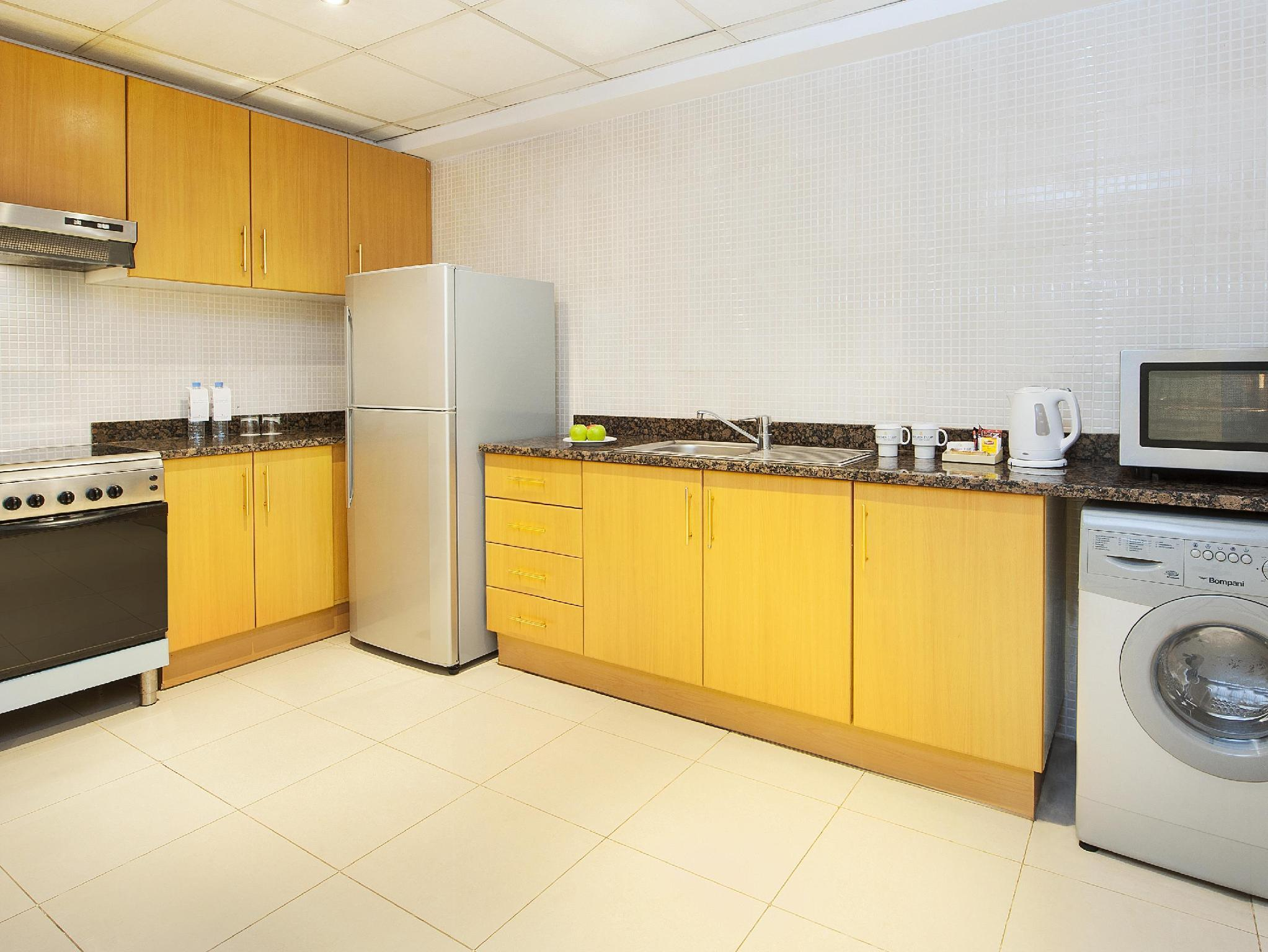 Apartament Executive z 3 sypialniami (Executive 3-Bedroom Apartment)