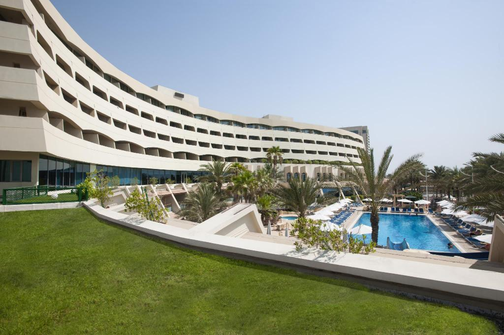 More About Sharjah Grand Hotel A Member Of Barcelo Group