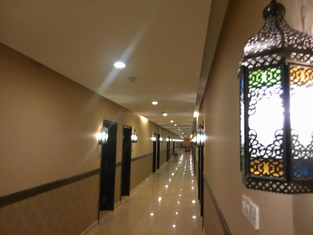Widok wnętrza Sharjah International Airport Hotel