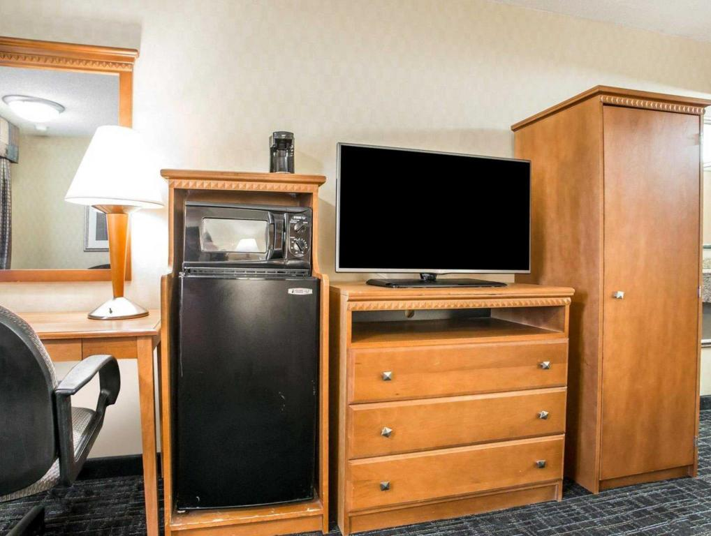 Hotellet indefra Quality Inn & Suites Atlantic City Marina District