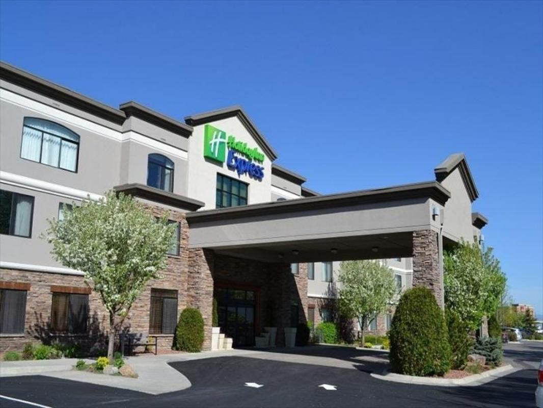 Holiday Inn Express Suites Bozeman West Bozeman Mt