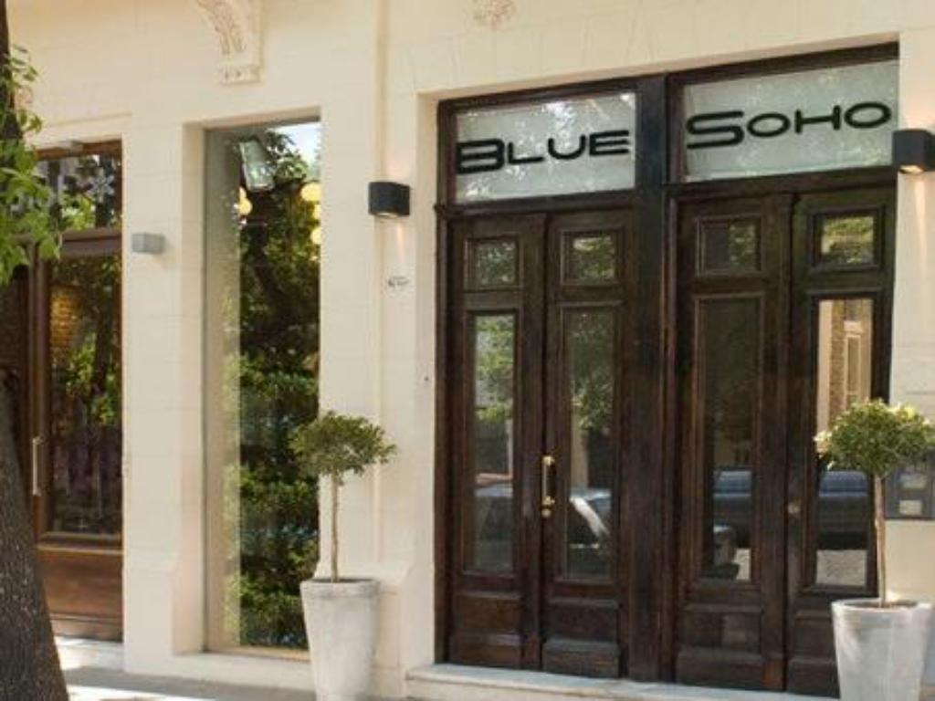 More about Blue Soho Hotel