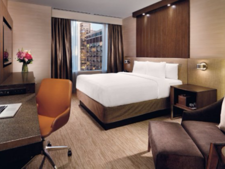 ADA Accessible Standard King Non-Smoking - Bed Hyatt Centric Chicago Magnificent Mile