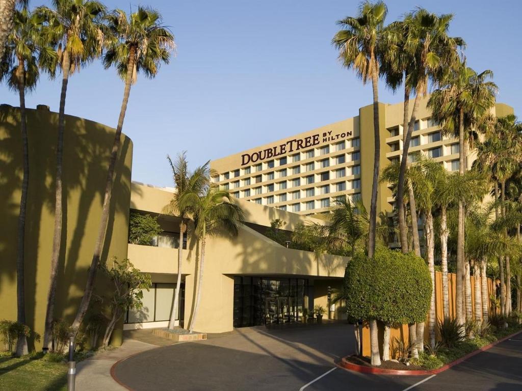 洛杉磯 (CA)洛杉磯西部希爾頓逸林酒店 (DoubleTree by Hilton Los Angeles Westside Hotel) - Agoda 提供行程前一刻網上即時優惠價格訂房服務