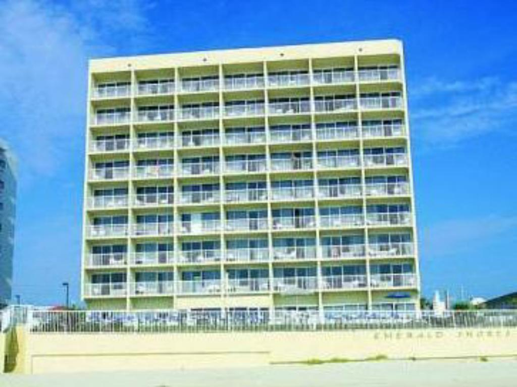 Emerald Ss Hotel Daytona Beach In