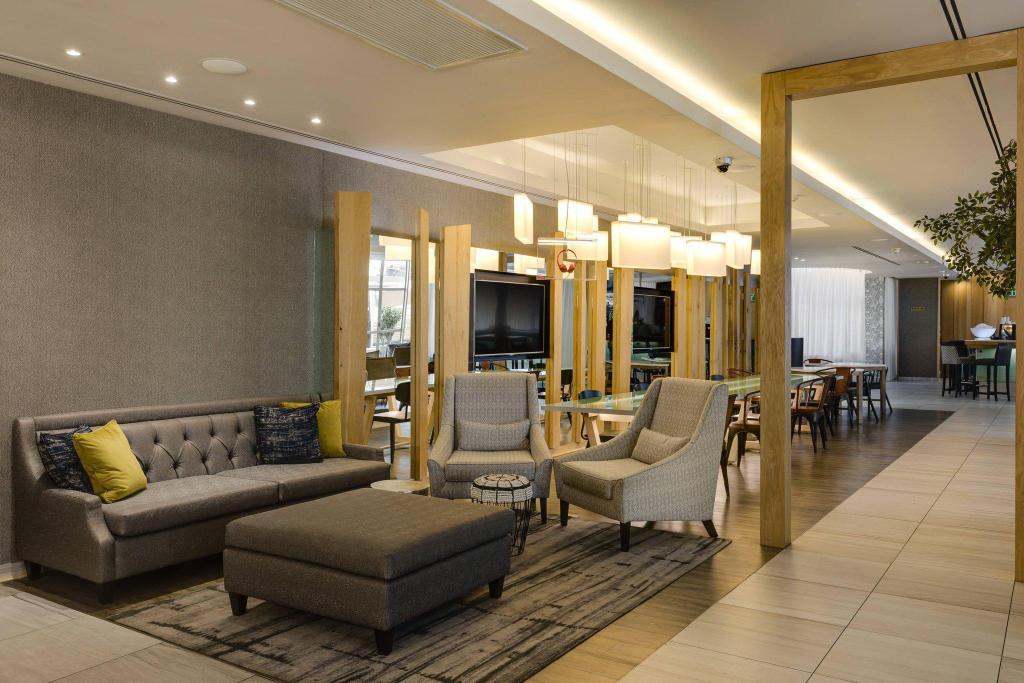 Lobby Protea Hotel Fire & Ice Cape Town