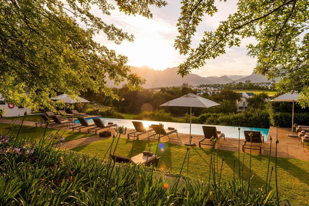 Best Price On Aha De Zalze Lodge In Stellenbosch Reviews