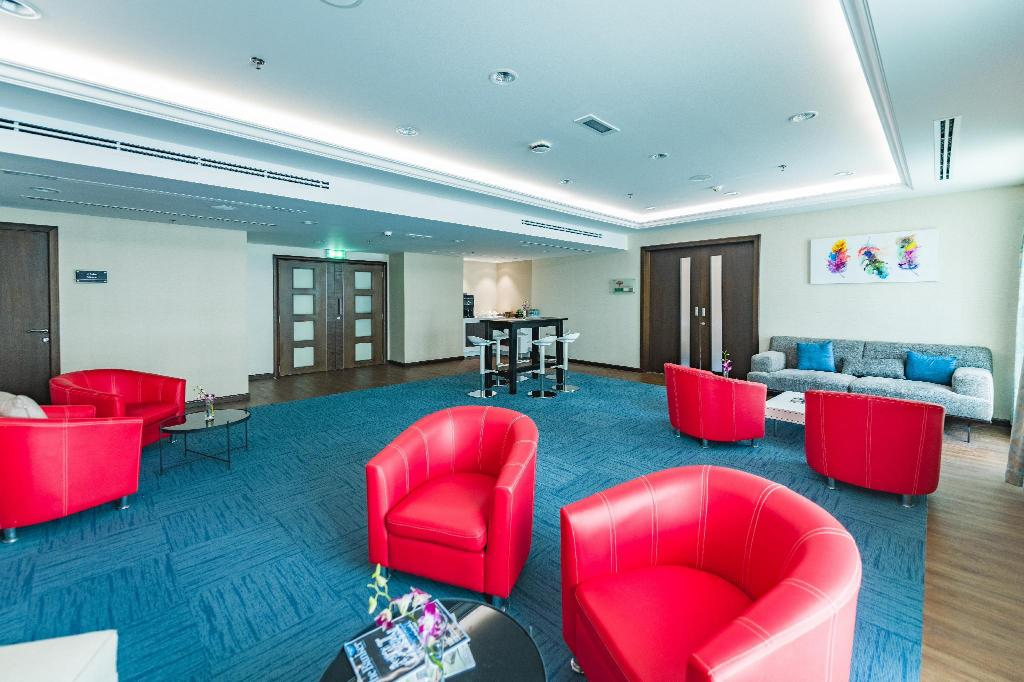 Interior view TIME Oak Hotel & Suites