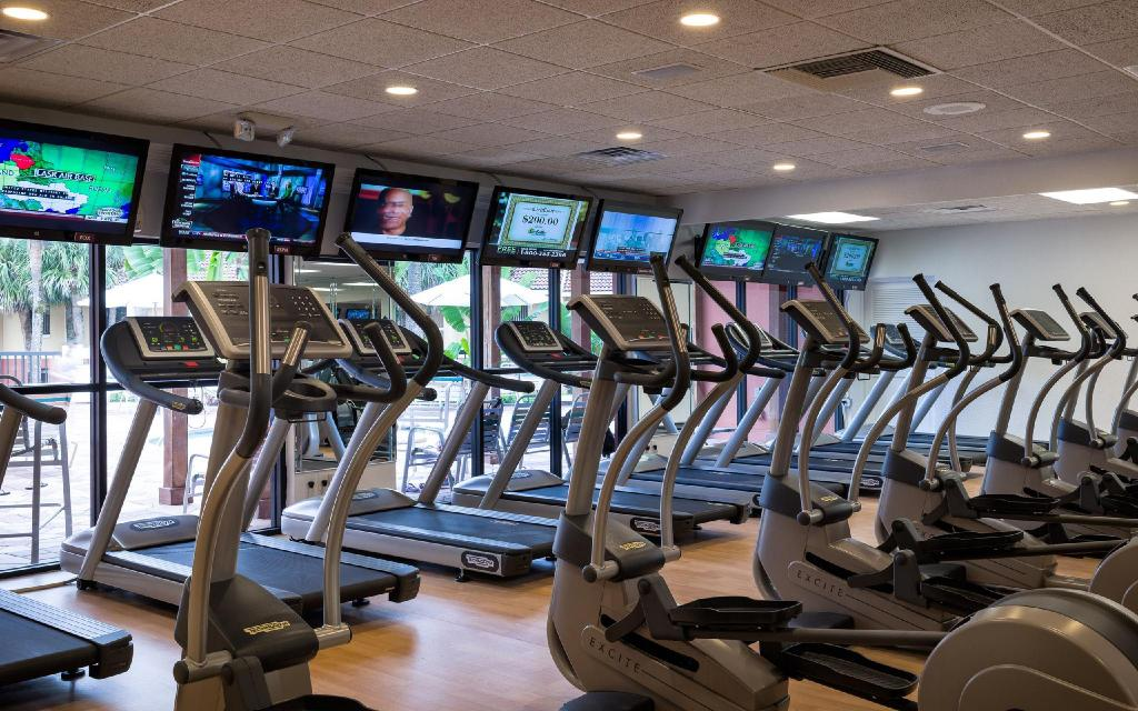 Fitness center Westgate Town Center Resorts
