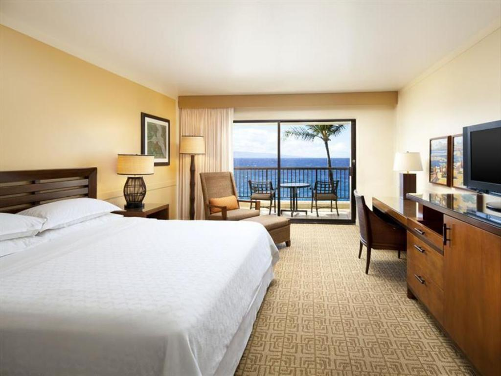 Ocean View  Sheraton Maui Resort & Spa