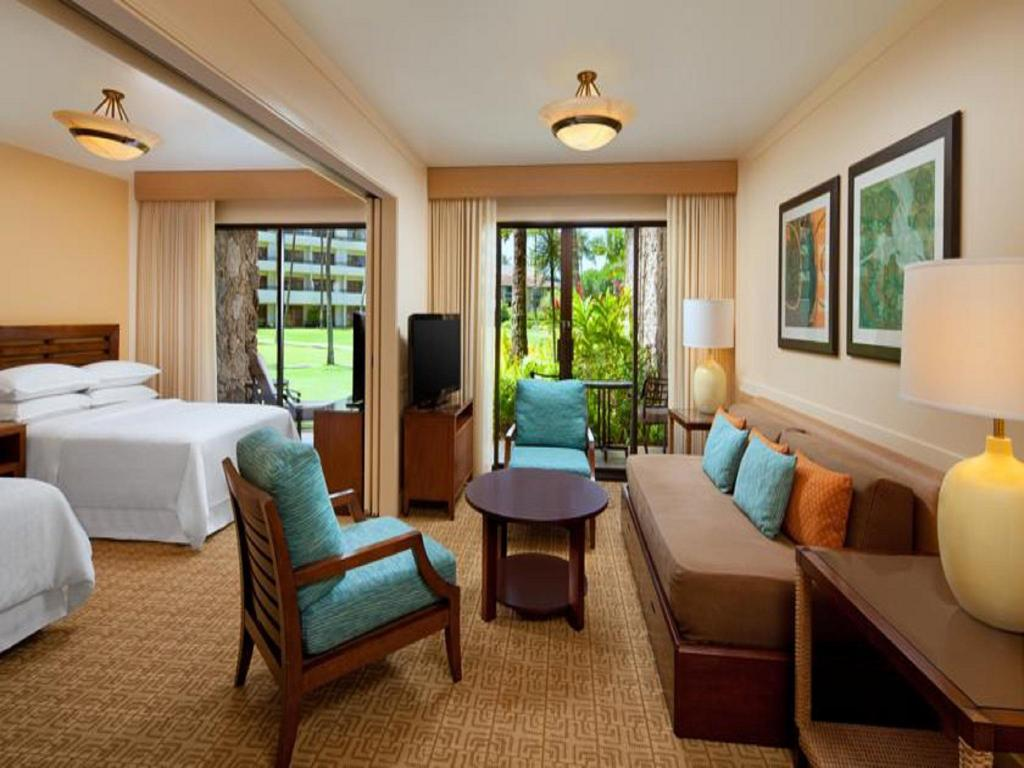 Ohana Suite Sheraton Maui Resort and Spa