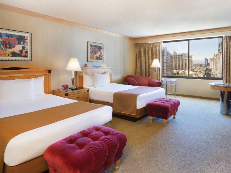 Vegas non smoking hotels