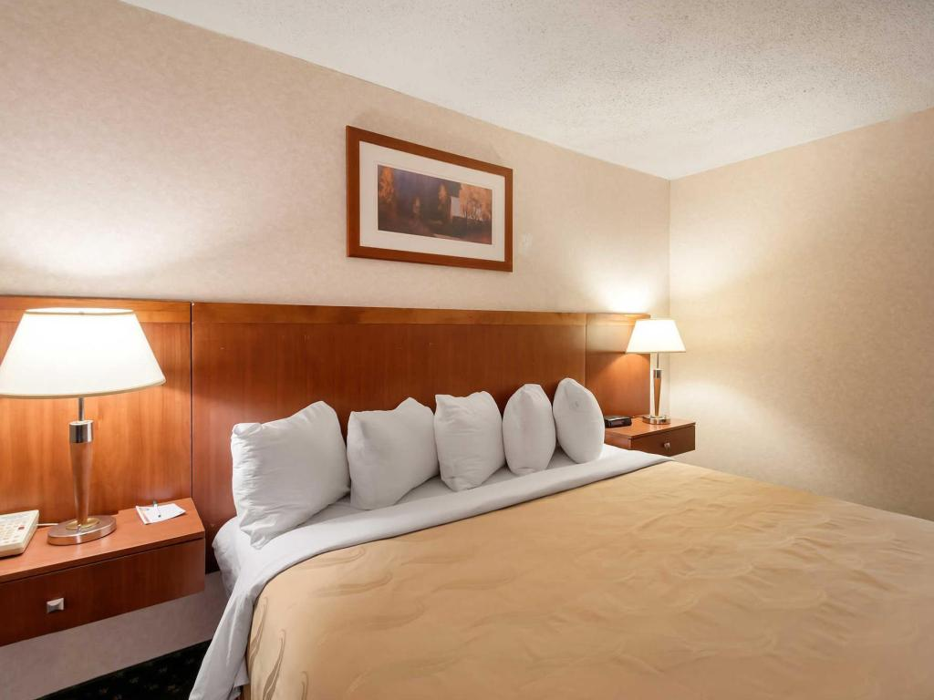 Double Quality Inn and Suites Laurel