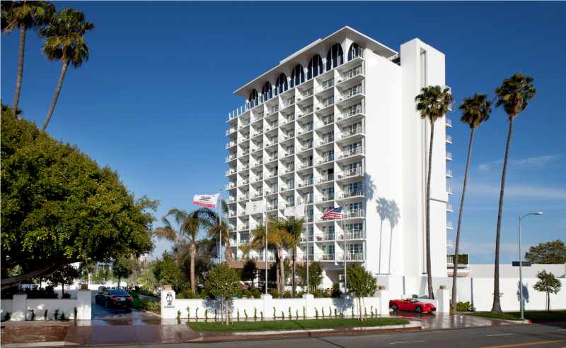 Best Price on Mr C Beverly Hills Hotel in Los Angeles CA Reviews