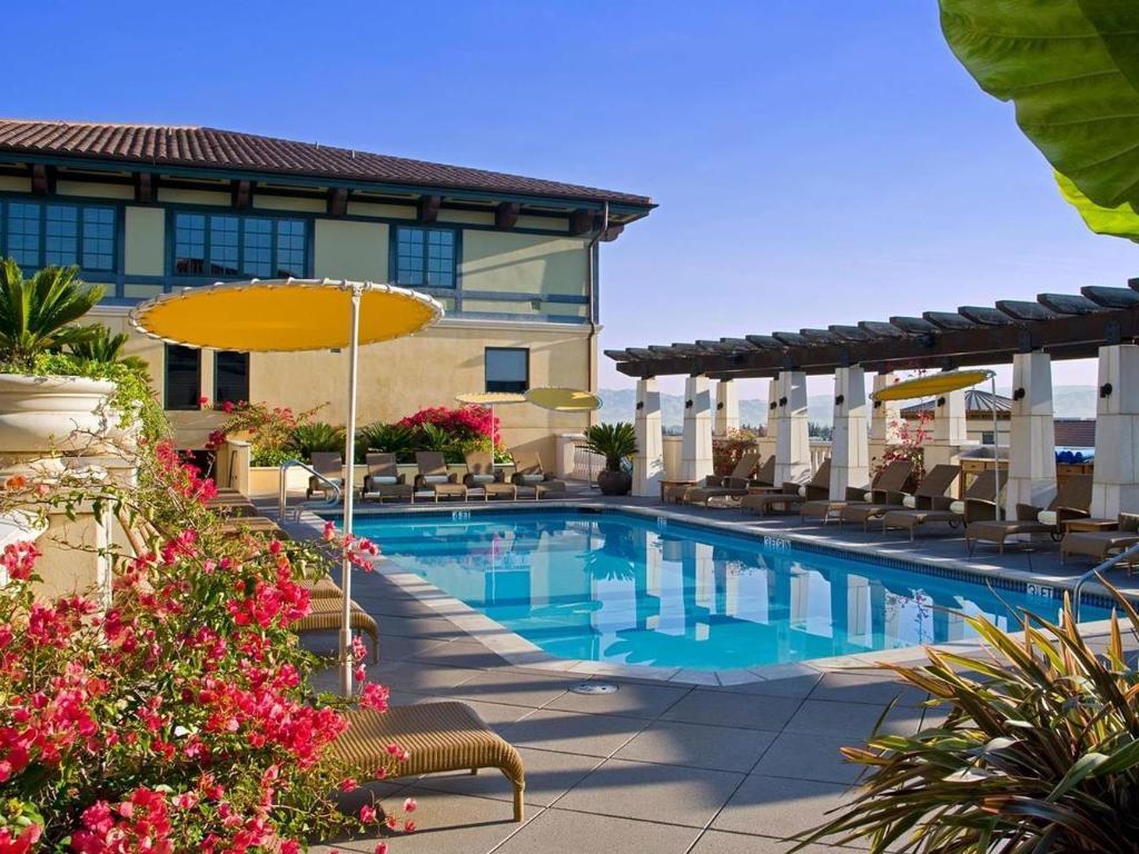 Hotel Valencia Santana Row In San Jose Ca Room Deals Photos Reviews