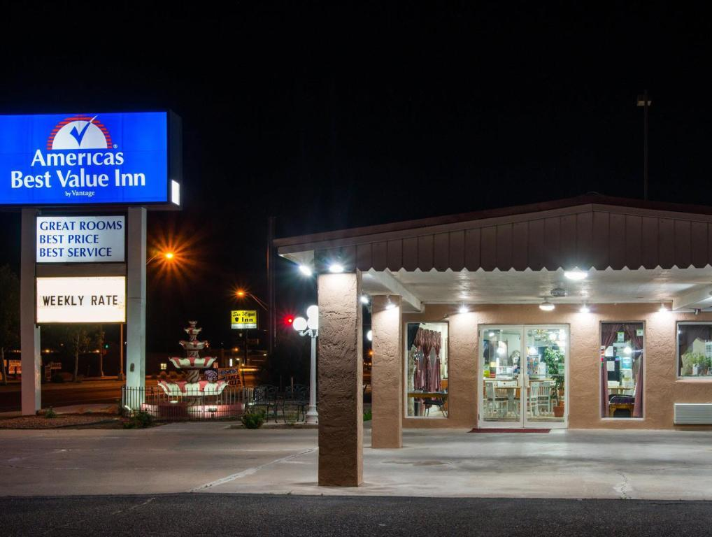 More About Americas Best Value Inn Socorro Nm