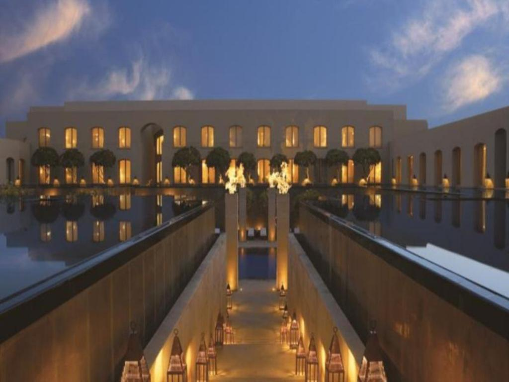 Interior view Trident Gurgaon Hotel