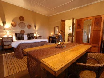 The Bushbuck Cottage - Family Unit