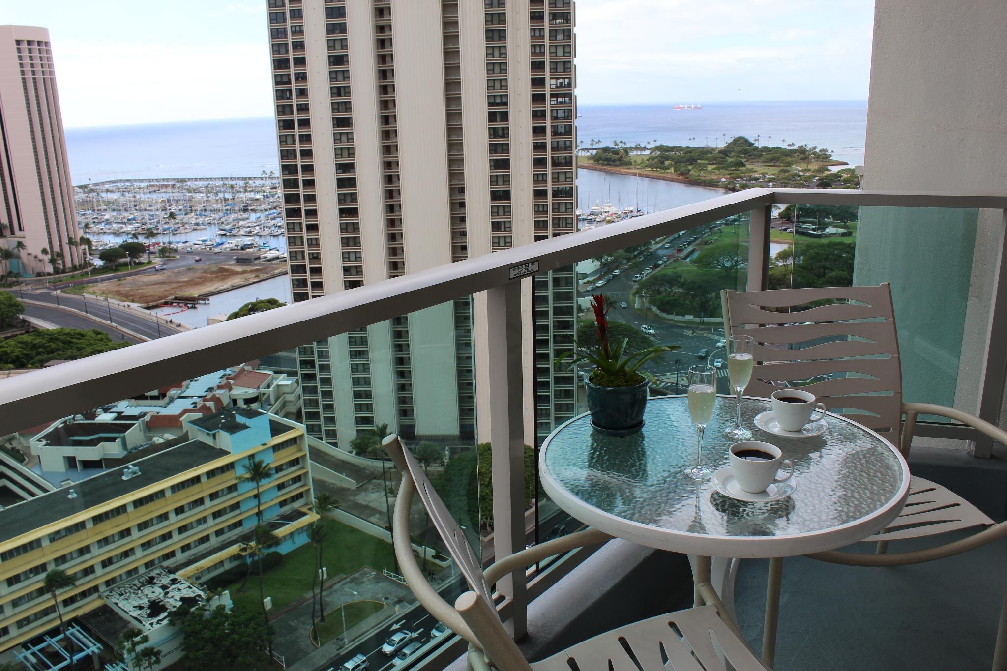 Waikiki Tower Ocean View