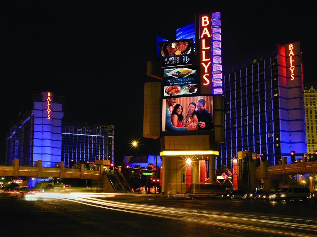 More about Bally's Las Vegas Hotel & Casino