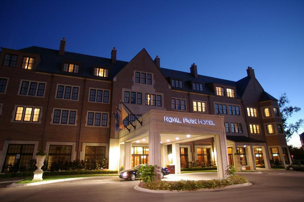 More About Royal Park Hotel