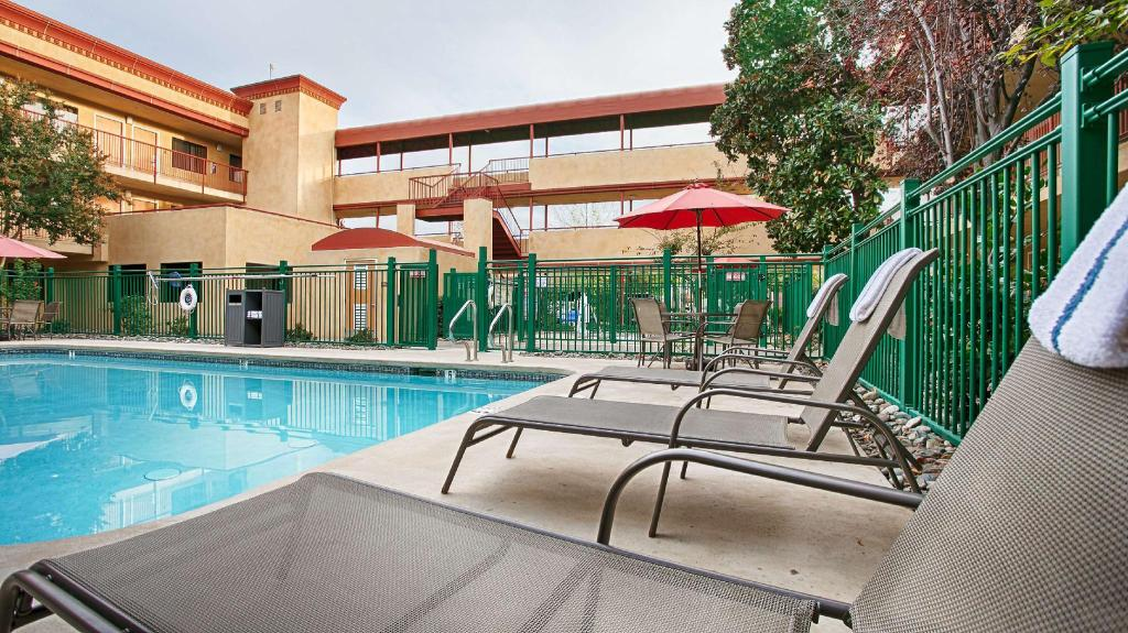 Best western plus orchid hotel and suites in roseville ca - Johnson swimming pool roseville ca ...
