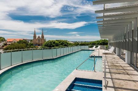 Oaks Aspire Apartment Ipswich Avustralya - agoda com'dan EN