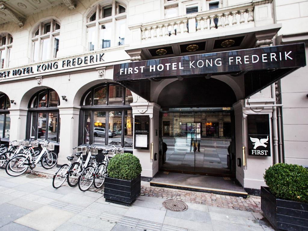 First Hotel Kong Frederik