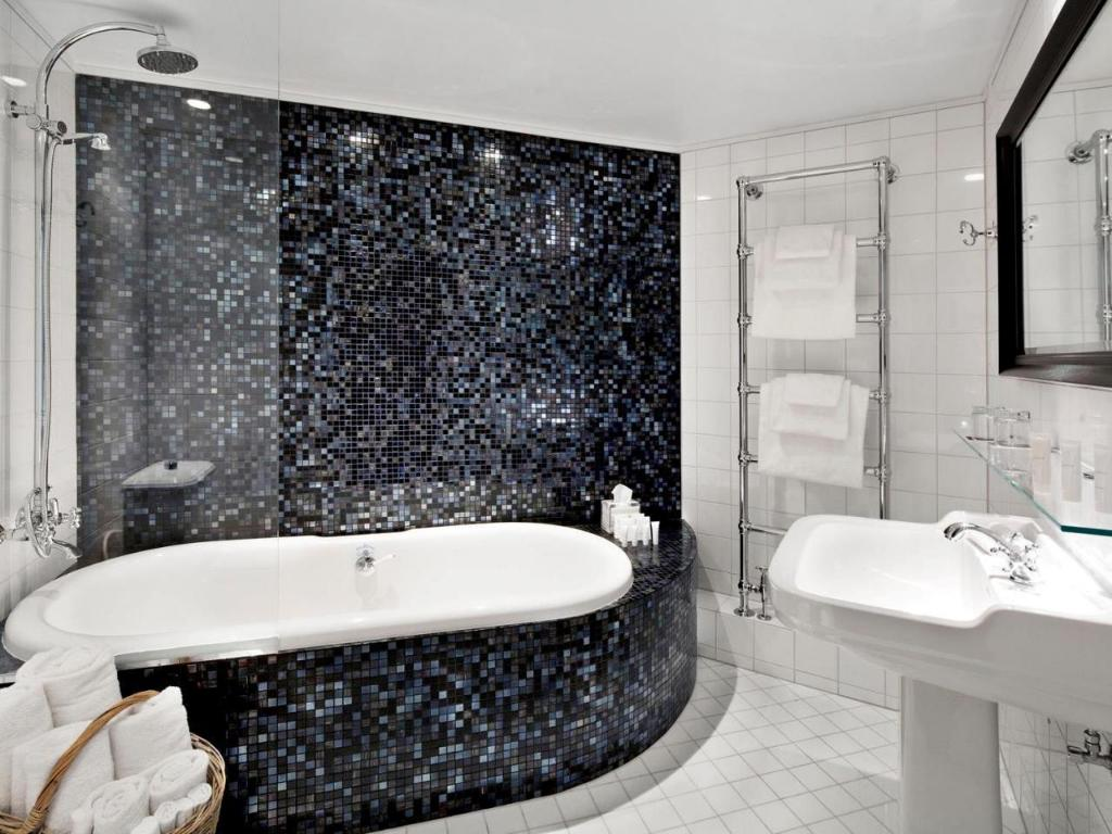 Bagno First Hotel Kong Frederik
