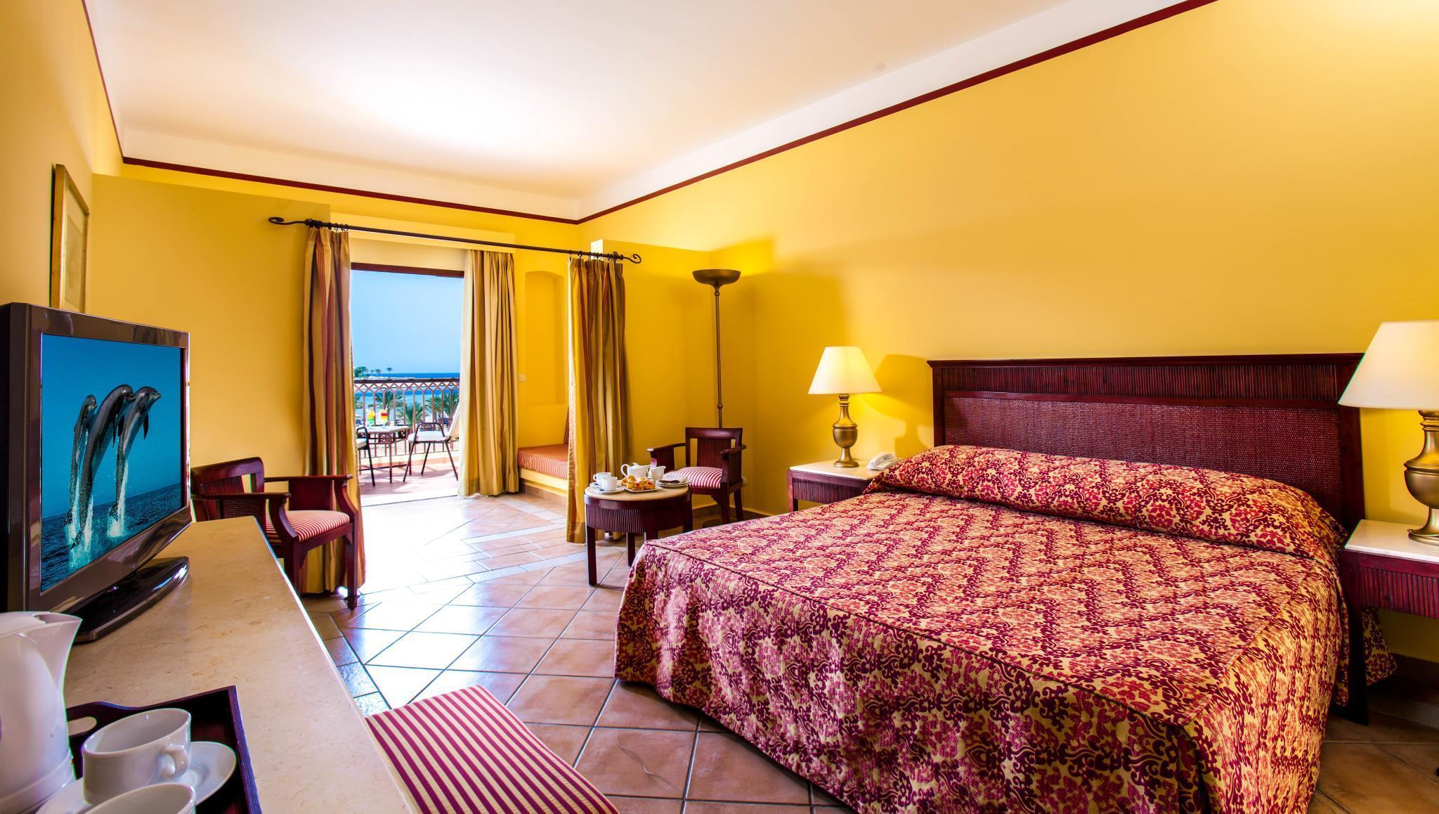 Superior Familienzimmer mit Queensize-Bett und Blick (Superior Family Queen Room Sea View)
