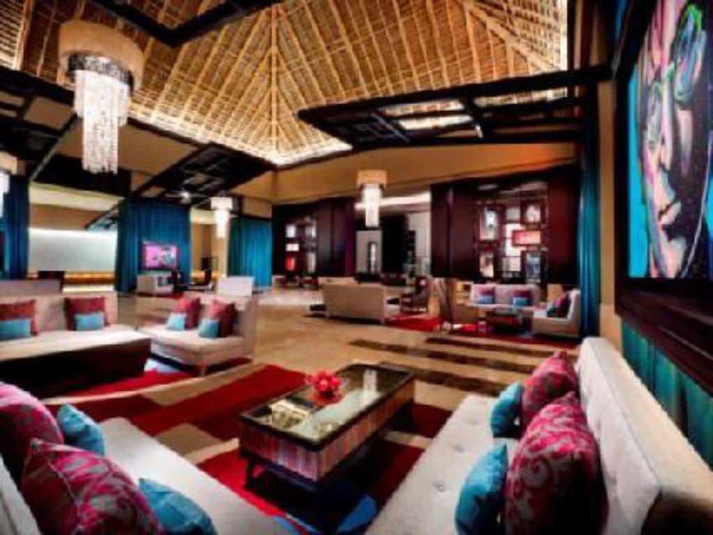 Lobby Hard Rock Hotel & Casino Punta Cana All Inclusive